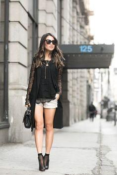 Lace Love :: Favorite lace & Cutout booties