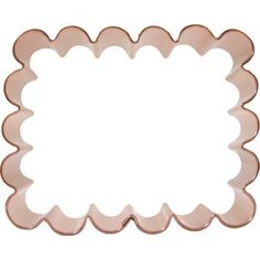 CopperGifts: Scalloped Rectangle Cookie Cutter 4.25-inch ... http://www.amazon.com/dp/B0043CGEII/ref=cm_sw_r_pi_dp_eCvmxb0P9NXH8