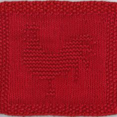 What farm is complete without a rooster? This knit dishcloth design is a profile picture of a rooster. He faces to the left with his head held high and his tail perfectly spread to the right. You can almost hear him crow! **All purchases are for a downloadable PDF file of the knitting pattern and …