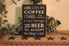 Hey, I found this really awesome Etsy listing at https://www.etsy.com/listing/177719628/primitive-coffee-and-beer-serenity