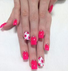 Beautiful Fun  Happy Nails