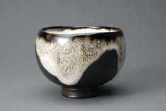 Mutsuo Yanagihara - Chawan #pottery #Japanese_pottery #ceramics #Japanese_ceramics #cup #teacup #chawan #tea_bowl