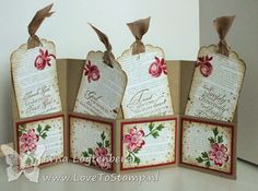 Stampin'Up! met Erna Logtenberg (Love To Stamp): Stampin'Up! workshop met Stippled Blossoms