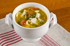Przepis na świąteczną zupę rybną
