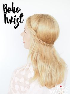 The must-have styler for easy braids + my boho twist tutorial