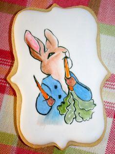 peter rabbit cookies - Buscar con Google