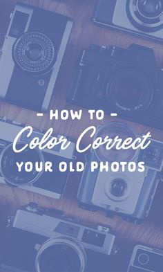How to Give New Life to Your Old Photos With Photoshop