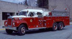 Mack fire truck Fire Dept, Fire Department, Old Police Cars, Mack Attack, Lego Fire, Fire Equipment, Rescue Vehicles, Volunteer Firefighter, Mack Trucks
