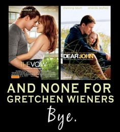 and none for gretchen weiners | Tumblr