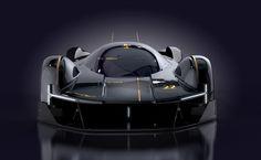 Beautiful vision of a future JPS LeMans racer by designer Erik Saetre