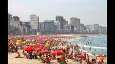 It's a Ferraz beach day in Ipanema
