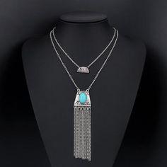 Naz Tassel Necklace