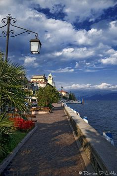 Gardone Riviera, Lake Garda, Italy by Davide Di Litta on Flickr