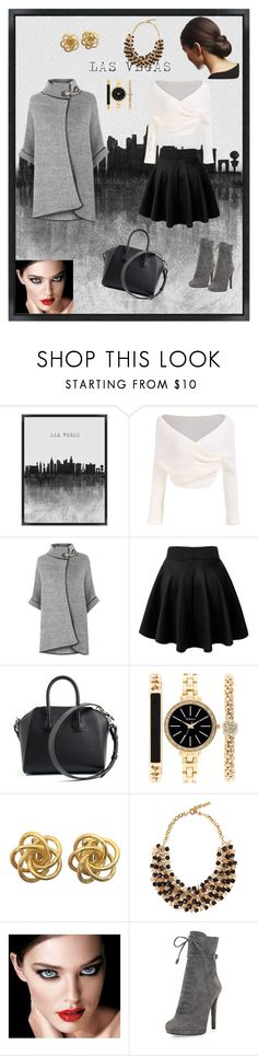 """Untitled #23"" by dinelaa ❤ liked on Polyvore featuring Givenchy, Style & Co., Etro, Prada, women's clothing, women, female, woman, misses and juniors"