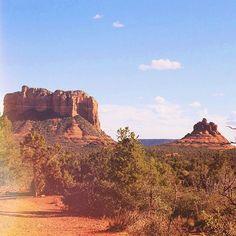 #fbf Sedona ❤️ #electricwest #roadtrip #desertdreamin