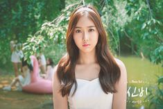 GFRIEND - SinB #신비 (Hwang EunBi #황은비) [Flower Bud era]