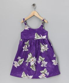 summer little girl dress