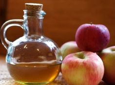 Natural Hair Care - Clarify your hair with Apple Cider Vinegar