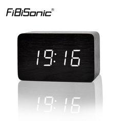 Home Decor Blue Backlight Digital Alarm Clock Electronic Desktop Clock Table Led Clock Watch Snooze Reloj Despertador Perfect In Workmanship