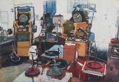 Image result for colin martin paintings Paintings, Image, Art, Paint, Painting Art, Kunst, Draw, Painting, Portrait