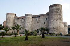 Castello Ursino, Catania, Sicilia
