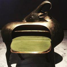 #Repost @jcohlermasondesign  Les Lalanne exhibit at Paul Kasmin gallery. Spectacular bronze steel and wood desk     #jcohlermasondesign #interiordesigner #interiordesign #interior #interiors #interiordecor #details #inspire #inspired #inspo #instagood #instalove #luxe #luxury #luxlife #leslalanne #paulkasmingallery #style #instastyle #architecture #jcmdesign @kasmingallery