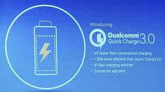 Samsung Galaxy S7, Galaxy S7 edge will not support Qualcomm's Quick Charge 3.0