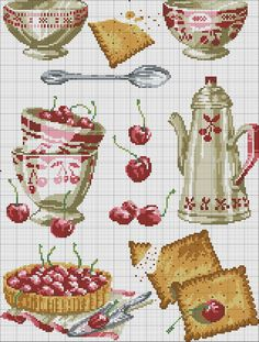 Thrilling Designing Your Own Cross Stitch Embroidery Patterns Ideas. Exhilarating Designing Your Own Cross Stitch Embroidery Patterns Ideas. Cross Stitch Kitchen, Cross Stitch Love, Cross Stitch Needles, Cross Stitch Charts, Cross Stitch Designs, Cross Stitch Patterns, Cross Stitching, Cross Stitch Embroidery, Embroidery Patterns