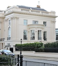 Britain's most expensive terraced home sells for record breaking eighty million pounds! (at least that twenty million pounds off the asking price)