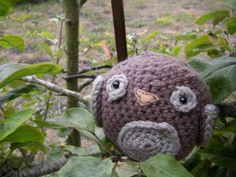 Curiouser and Curiouser: Adorable Owl Amigurumi