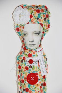 Peculiarme71 Art Deb Combs SHE doll