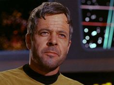 "William Windom (Sept 28, 1923 – Aug 16, 2012) was an American actor best known for his work on TV, including two episodes of The Twilight Zone,The Farmer's Daughter, My World and Welcome to It, for which he won an Emmy Award for Best Actor in a Comedy Series; as Commodore Matt Decker, commander of the doomed U.S.S. Constellation in the Star Trek episode ""The Doomsday Machine""... http://en.wikipedia.org/wiki/William_Windom_(actor)"