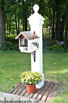 Mailbox Makeover w: Modern Masters Paint