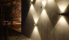 modern facade lighting forms original shades