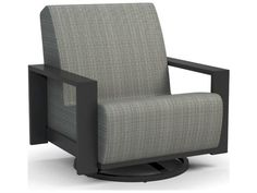 Sling Arm Chair, Swivel Lounge Chair, Rocker Lounge Chair, Outdoor Furniture The Grace air collection features the comfort of a deep seating piece in a foam-free, cushionless construction. Luxurious Sensation sling fabric is used for the ultimate in low-maintenance comfort, while also featuring benefits such as exceptional shape retention and surface memory. The Grace air sling is a double layer design that is durable and comfortable. Patio Lounge Chairs, Patio Seating, Square Side Table, Aluminum Patio, Fire Pit Table, Layers Design, Love Seat, Armchair, Patio Sets