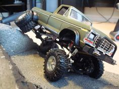 Another Losi Trail Trekker, modified