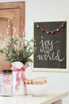 I am so excited to host my first ever Beneath My Heart Reader's Christmas Home Tours! I have received a lot of emails with pictures of your homes, and I am going to try and include most of them this coming week. You guys see inside my house all the time, so it has […]