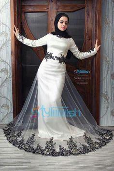 Net Full Gown