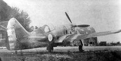 Dewoitine D.520 n°12- Commandant Thibaudet, Commandant GC I/3  Photo : auteur inconnu - Picture : author unknown
