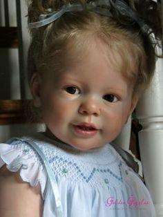 NEW Katie-Marie Doll Kit by Ann Timmerman