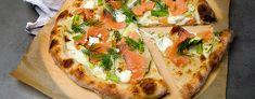 Master Chef 2011 Joonas Hämäläisen luottoresepti on oma pizzapohja herkullisella täytteellä.