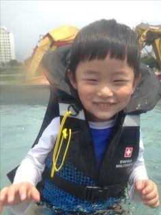 안양천어린이수영장 8월어느날