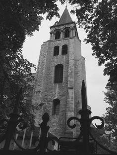 CL. Eglise saint germain des prés