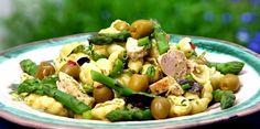 Råd til deg som vil lage kjapp og sunn mat med pasta.