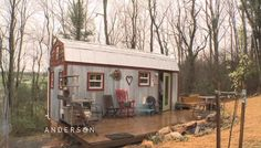 Smart Family Living in Tiny House to Build Their Future Now