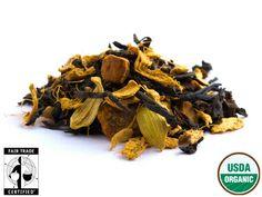 Tali's Masala Chai by art of tea. Fairtrade. Organic.