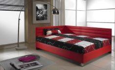 postel s úložným prostorem 110x200 ELLITET 1 L/P