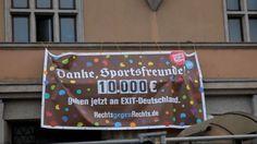 10.000 Euro Spenden kamen bei der Aktion zusammen