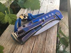 Custom Knife / ZT-0808 (Zero Tolerence) by EdcApparatus on Etsy https://www.etsy.com/listing/267264814/custom-knife-zt-0808-zero-tolerence