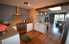 timber frame extension cork city - Google Search